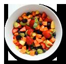 מגשי פירות מעוצבים- אירוח ואירוע בריא